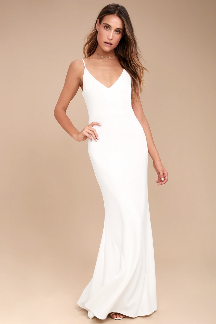30 Courthouse Wedding Dresses That Are Simple Special