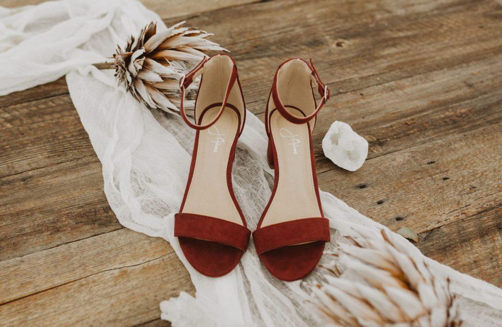 30 Chic Low Heel Wedding Shoes Junebug Weddings