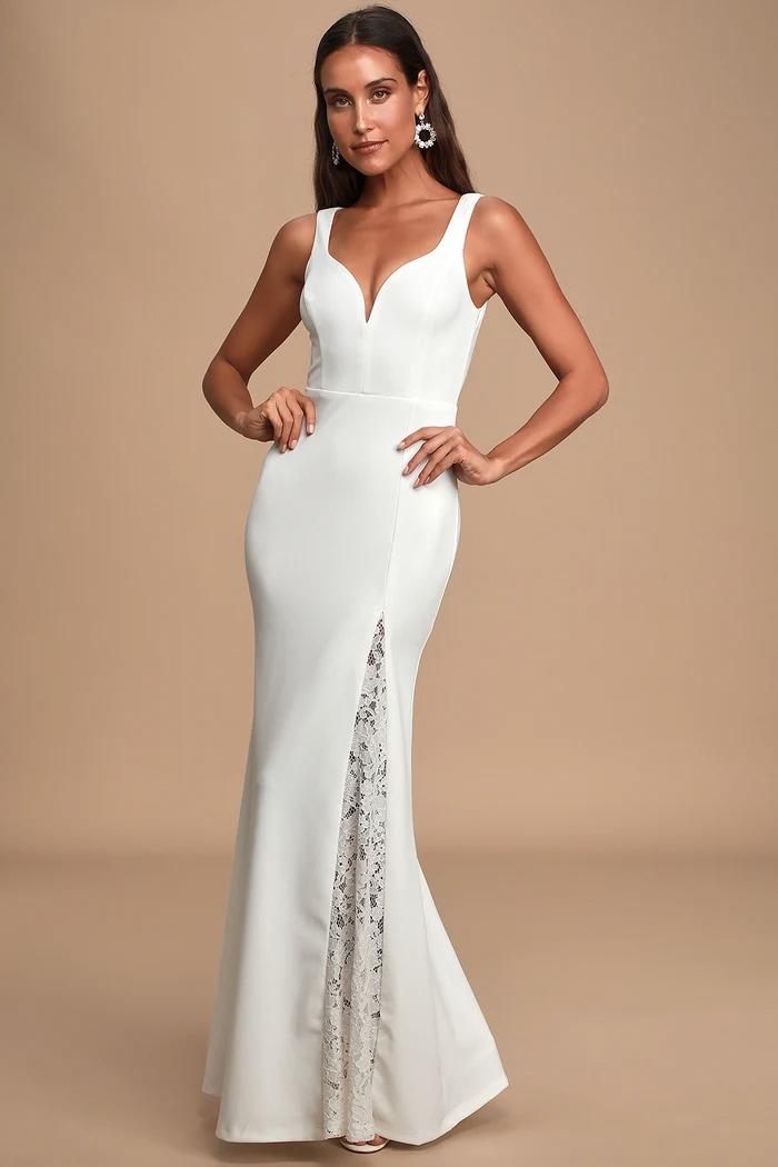 Our Favorite Backyard Wedding Dresses + Jumpsuits ...
