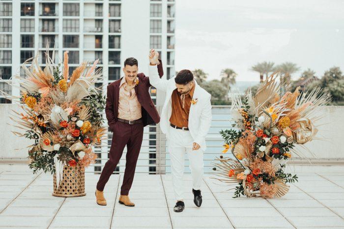 Same Sex Wedding Ceremony Script Ideas Junebug Weddings