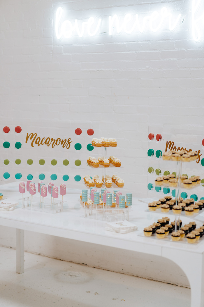 Bailee Starr Photography wedding dessert inspiration