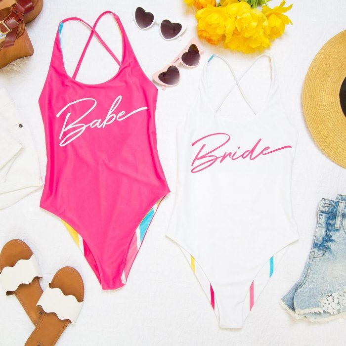 bachelorette swim suits
