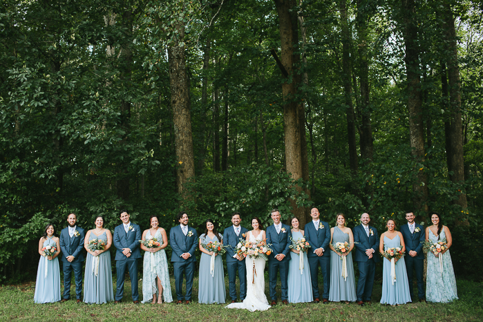 Music-Inspired Wedding at The Meadows at Firefly Farm Preserve P