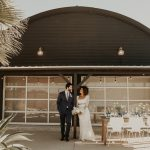 Simple And Elegant Camino Real Ranch Wedding Inspiration Shoot